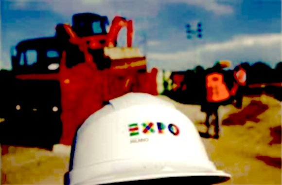 Expo 2015-lavoro