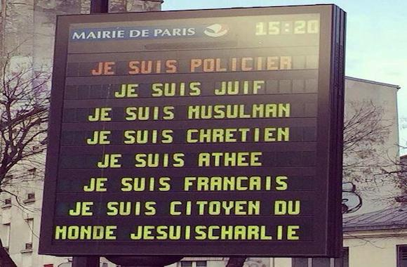 #MarcheRepublicaine