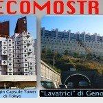 """Le """"Lavatrici"""" di Genova: Da ecomostro a modello di sviluppo urbano"""