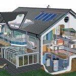 Costruire con intelligenza: La casa passiva riscaldata dal sole