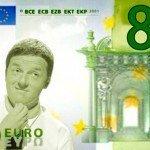 Gli 80 euro di Renzi finanziati con maggiori tasse per le famiglie