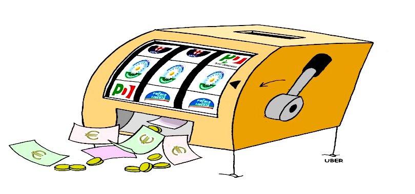 rimborsi elettorali