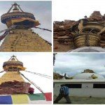 Terremoto in Nepal: Distrutto un territorio sacro per il buddhismo