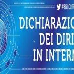 Nasce la Carta italiana dei diritti di Internet