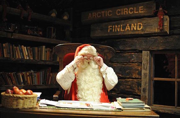 Santa Claus Office