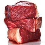 Carne rossa cancerogena come fumo, amianto, arsenico, smog e alcol
