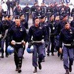 Lotta al terrorismo con poliziotti senza giubbotti antiproiettile