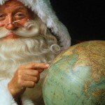 Sì, Babbo Natale esiste