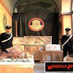 Traffico reperti archeologici e archeomafia: Italia saccheggiata