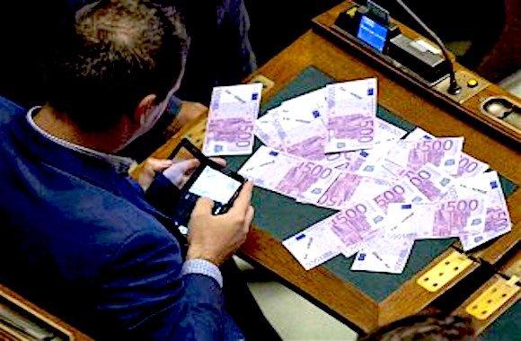 soldi gruppi parlamentari
