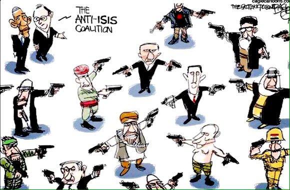 coalizione anti Isis