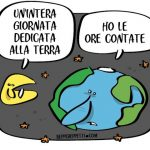 Oggi e tutti i giorni Earth Day