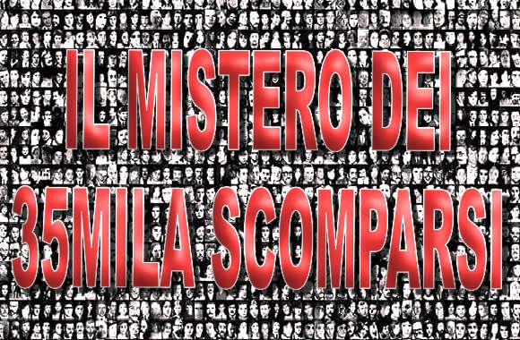 persone scomparse Italia