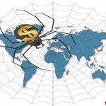 Dove sono tutti i soldi del mondo