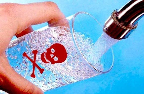 contaminazione acqua