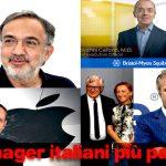 I 5 top manager italiani più pagati nel 2015
