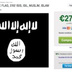 ISIS-mania, in vendita online i gadget jihadisti