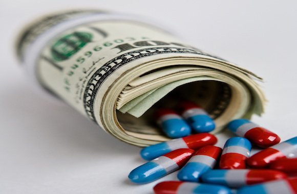 Big Pharma-soldi