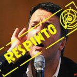 Caro Renzi, ti auguro di passare quello che la mia famiglia sta passando