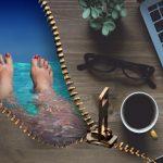 Lavorare dove gli altri vanno in vacanza: la ''dura'' vita dei nomadi digitali