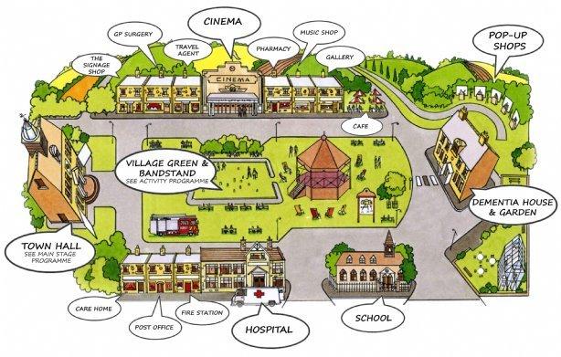 il villaggio di Hogewey