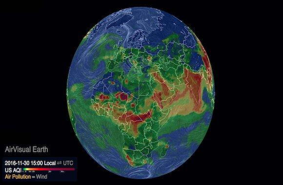 airvisual-earth