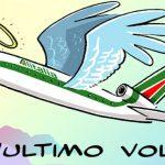 Alitalia spolpata da politici e manager