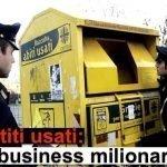 Il business degli abiti usati