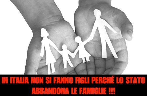 sostegno alla famiglia