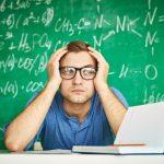Studenti italiani stressati e drogati di internet