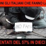 Italia fabbrica di miseria