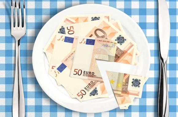 In Italia il cibo costa il 13% in più che nel resto d'Europa