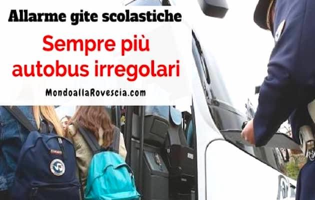 autobus fuori norma