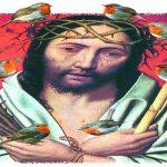La leggenda del Pettirosso che ebbe pietà di Gesù