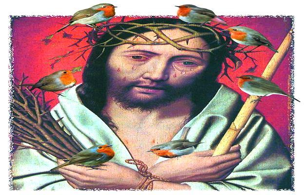 Gesù e il Pettirosso