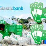 Trasformare i rifiuti plastici in posti di lavoro e denaro
