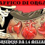 Traffico di organi umani, il business della vergogna