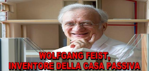Wolfgang Feist inventore Casa Passiva