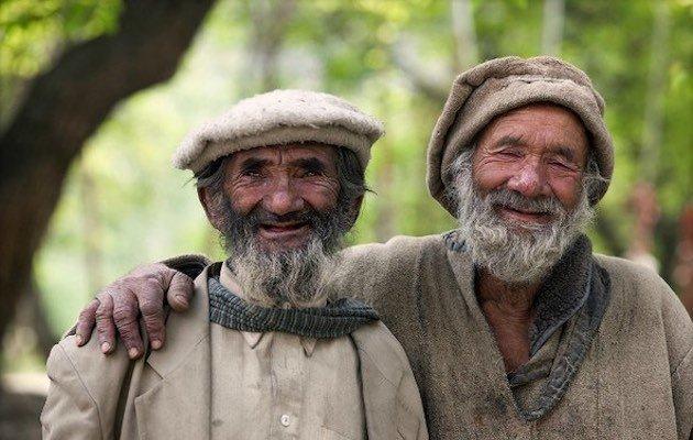 popolo più longevo al mondo