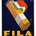 Made in Italy : FILA da 92 anni la Matita Italiana