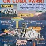 La Concordia?Trasformiamola in un Luna Park