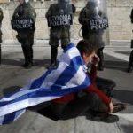 La storia della catastrofe economica della Grecia