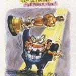 Vignetta: Berlusconi Premiato!