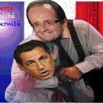 Sarkozy-Hollande: Libertè Fraternitè Egalitè