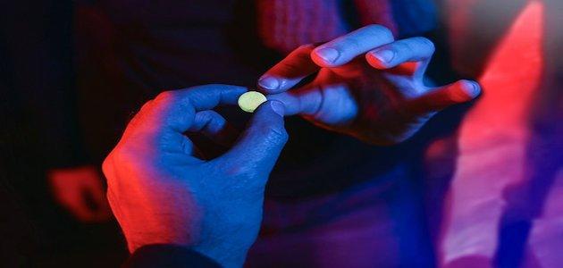 pastiglia di ecstasy