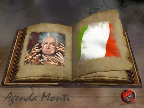 Agenda-Monti