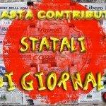 Altri 10 milioni di Euro di contributi statali alla stampa