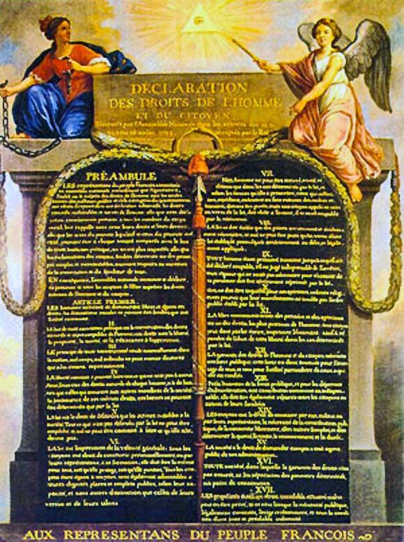 La-Dichiarazione-dei-Diritti-dell'Uomo-e-del-Cittadino