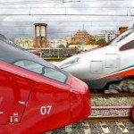L'Alta Velocità in Italia e l'Alta capacità in Svizzera