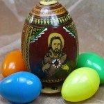 L'uovo pasquale simbolo della risurrezione di Cristo